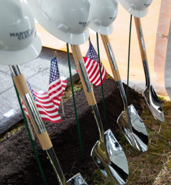 Charlotte Hall Veterans Affairs Outpatient Clinic Breaks Ground