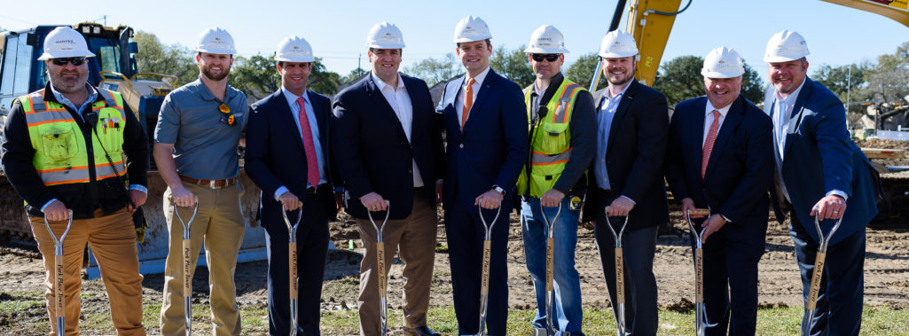 Park Place Tower Breaks Ground