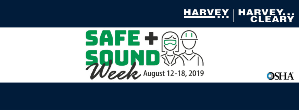 OSHA Safe + Sound Week