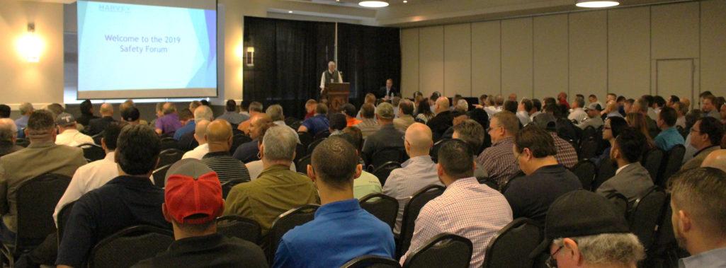 Targeting Zero, Harvey Safety Forum