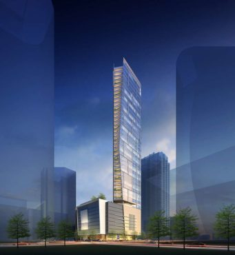 Harvey | Harvey-Cleary Awarded The Preston Residential Tower