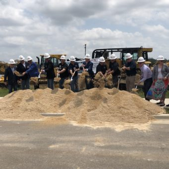 Crews Break Ground on iSports Complex