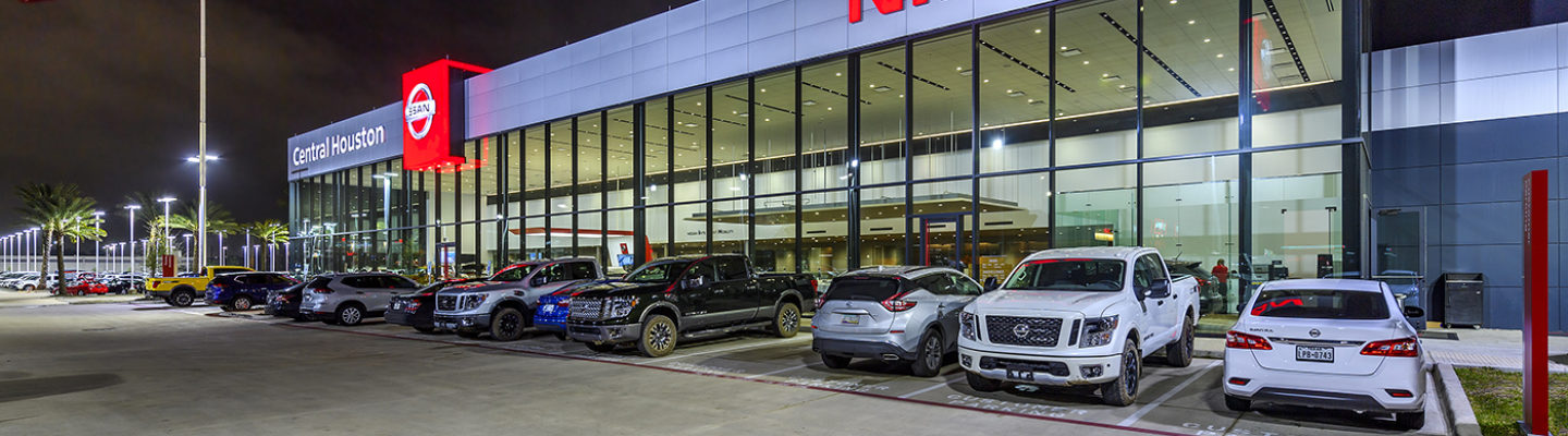 Central Houston Nissan