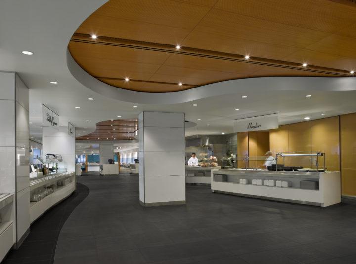 Chevron Cafeteria
