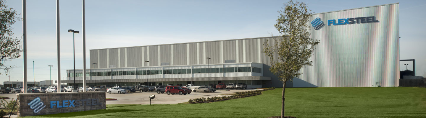 FlexSteel Pipe Manufacturing Facility