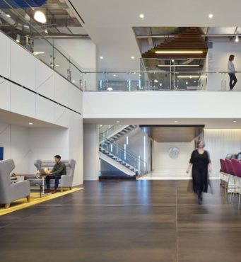 HP Houston Awarded LEED v4 Gold Certification