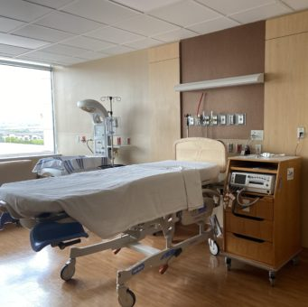 Methodist Stone Oak Labor and Delivery Rooms Renovation