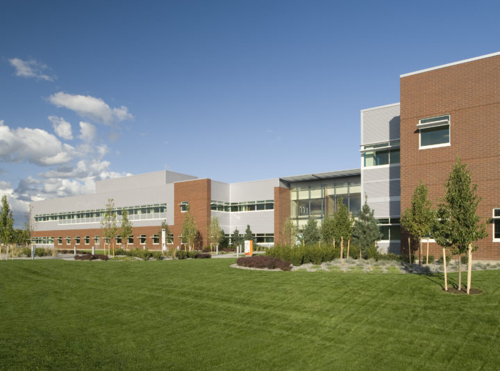 Battelle Biological and Computational Science Facility