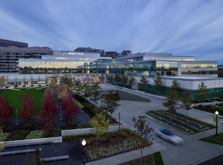 Boeing Headquarters