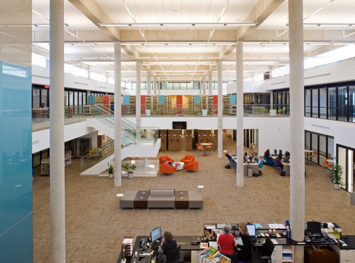 Brazosport College Major Renovation and Expansion