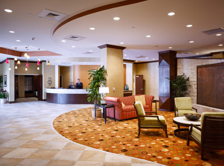Courtyard Marriott and Residence Inn