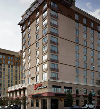 Courtyard Marriott and Residence Inn