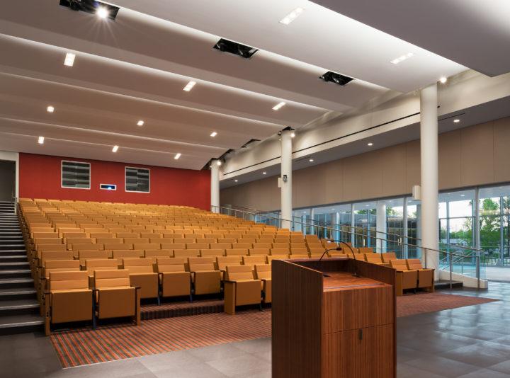 Halliburton North Belt Campus Life Center