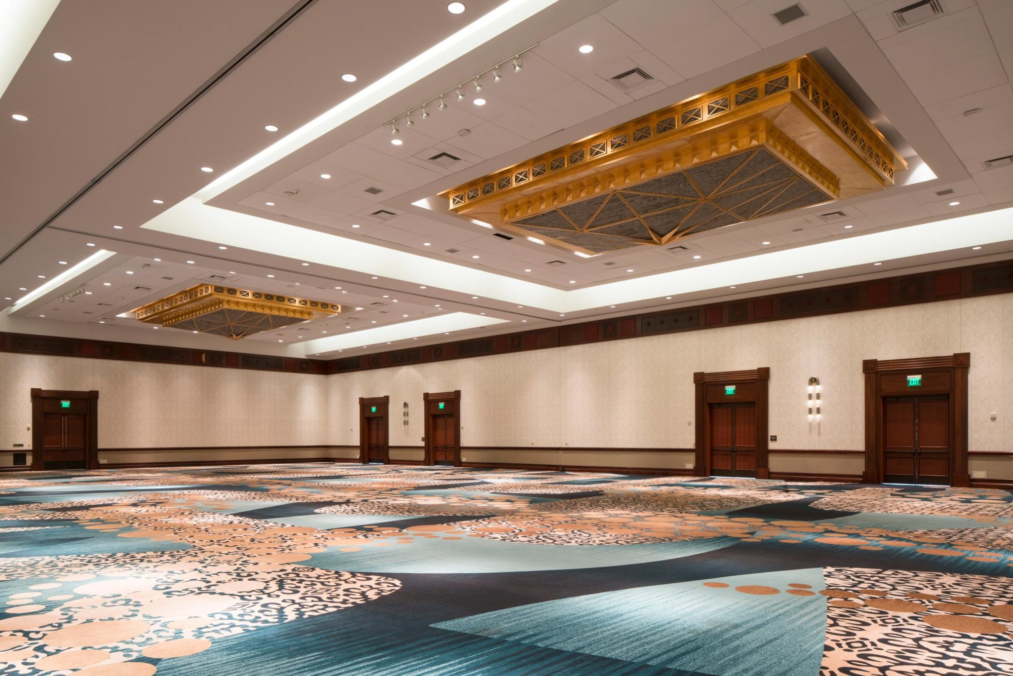 Hilton Ballroom And Lobby Renovation Harvey Harvey Cleary