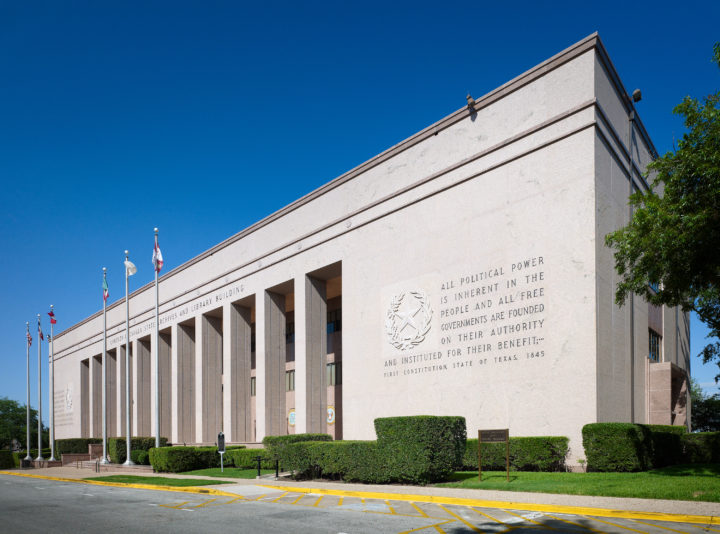 Lorenzo De Zavala State Library and Archives