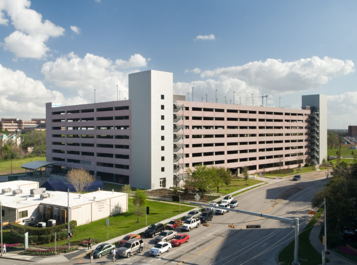 M.D. Anderson Cancer Center Braeswood Garage