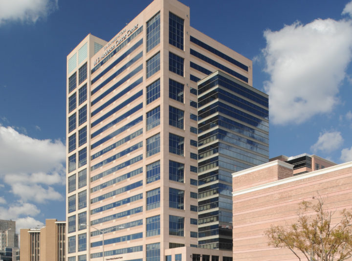 M.D. Anderson Cancer Center T. Boone Pickens Academic Tower