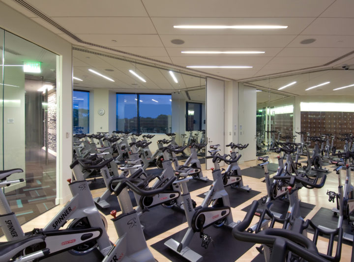 Marathon Oil Fitness Center