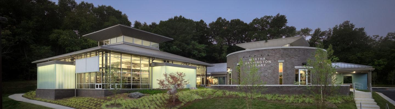 Martha Washington Library