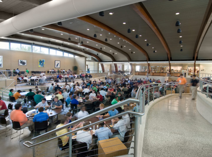Strake Jesuit College Preparatory Student Activities Center, Chapel and Dining