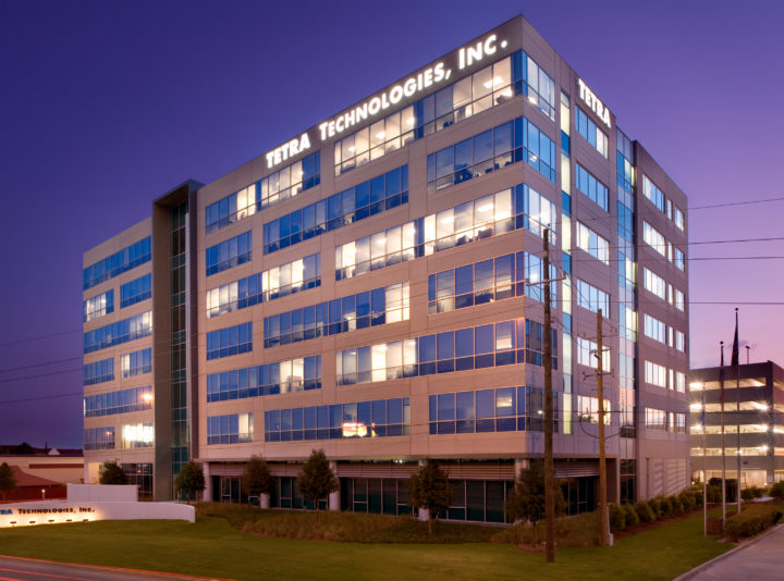 Tetra Technologies Office Building and Garage