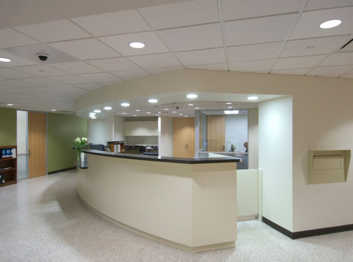The University of Texas Health Science Center Gross Anatomy Laboratory and Learning Resource Center