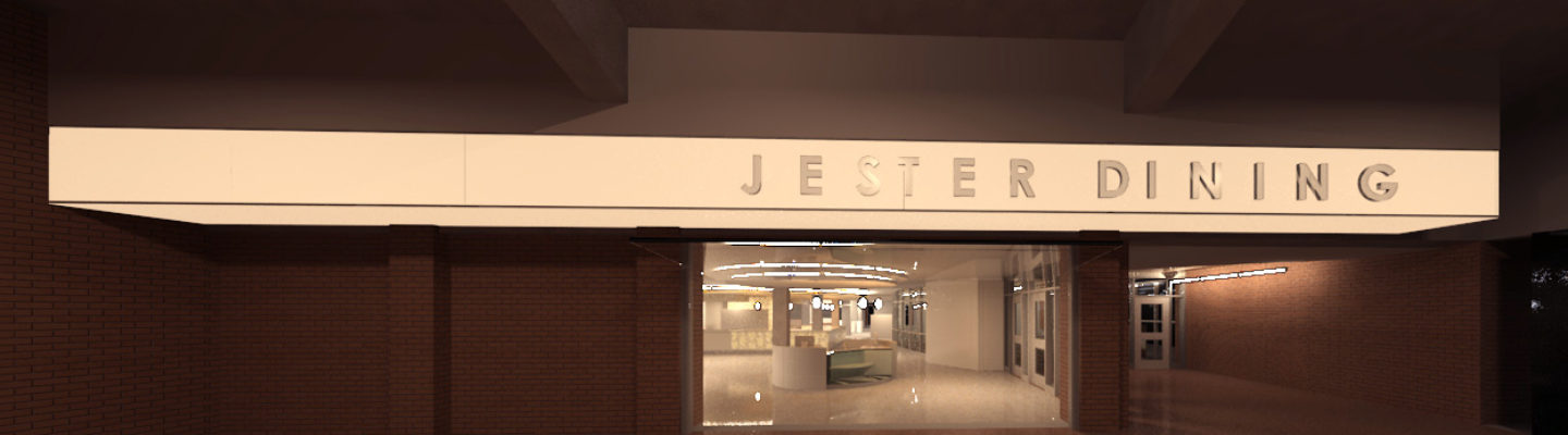 The University of Texas at Austin Jester 2nd Floor Dining