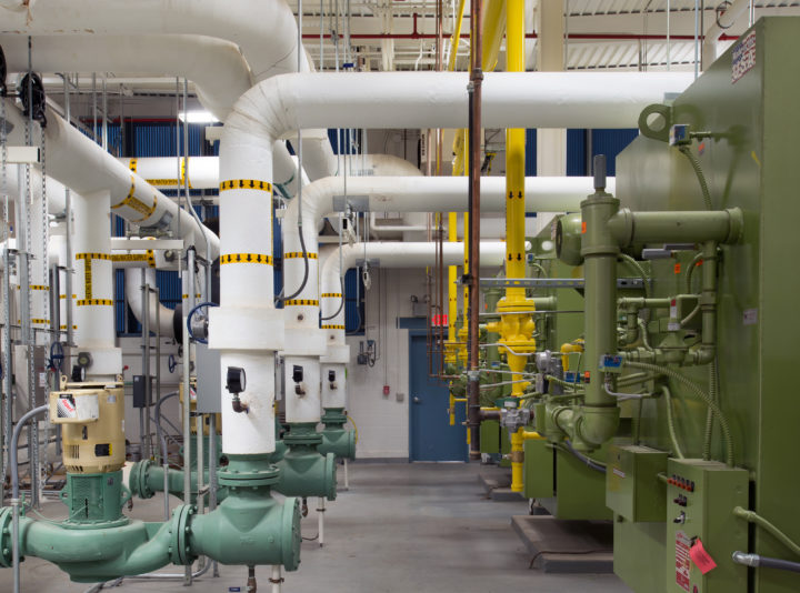 Trinity University Thermal Utility Consolidation Project