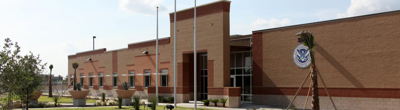 U.S. Customs and Border Patrol Station