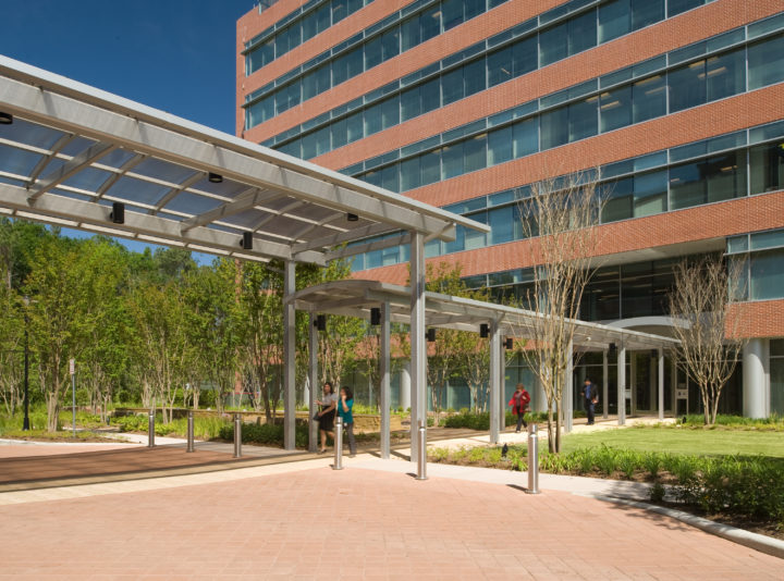US Oncology Office Building and Parking Garage