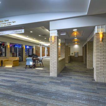 Seven Acres Senior Care Facility: Klein Wing