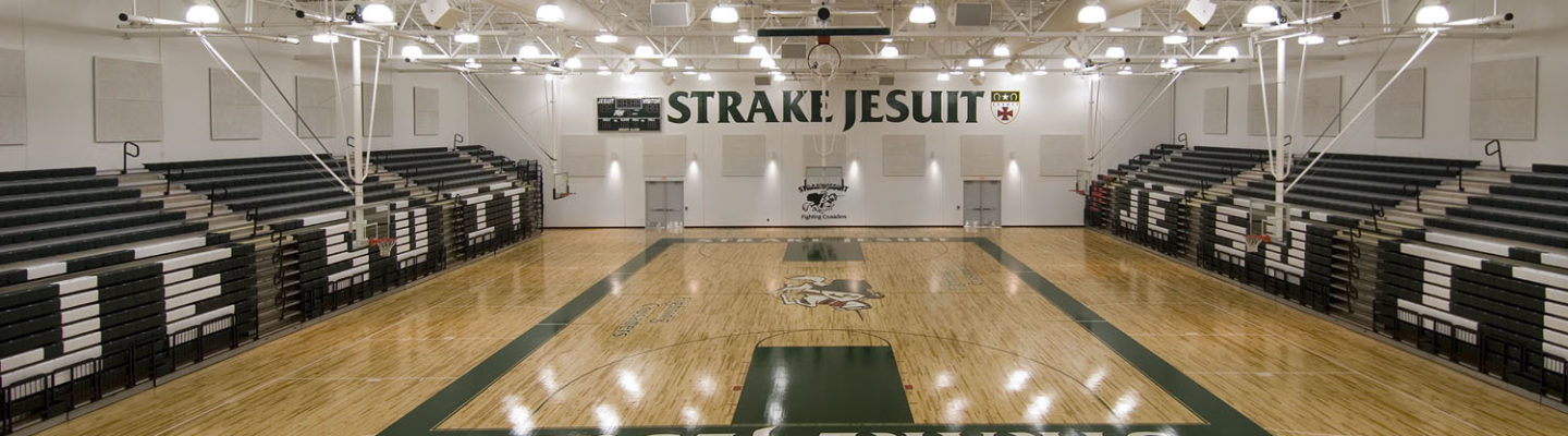 Strake Jesuit College Preparatory Student Athletic Facility