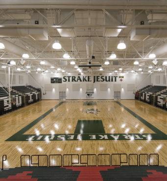 Strake Jesuit College Preparatory Student Athletic Facility