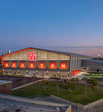 ​University of Houston Indoor Football Practice Facility