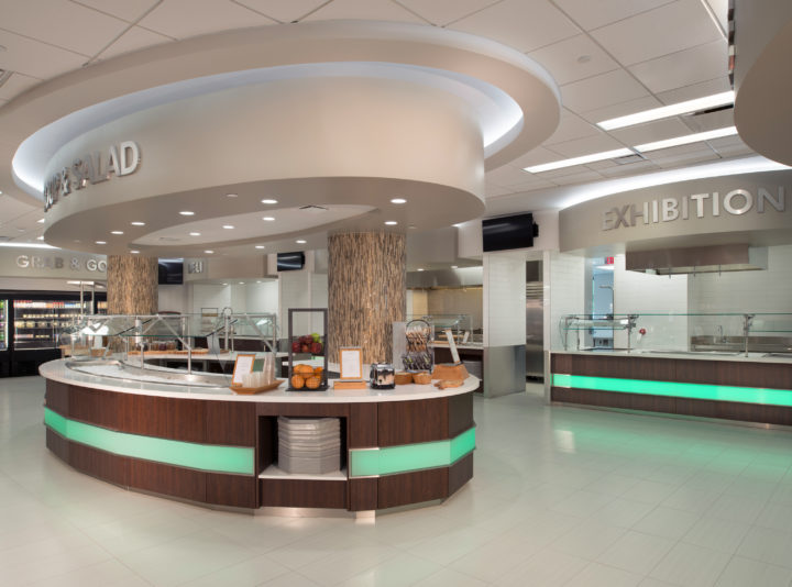 Wood Group Mustang Cafeteria and Coffee Shop