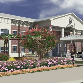Charleston Veterans Affairs Outpatient Clinic
